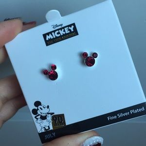 Disney Mickey stud earrings